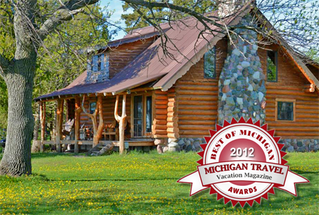 Upper Peninsula Cabin Rentals, Lakefront Rentals, Log Cabins and more