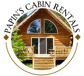Papinu0027s Log Cabin Resort Of Drummond Island, Michigan Offers A Huge Variety  Of Great Upper Peninsula Lodging. Check Out Our Drummond Island Log Cabin  ...