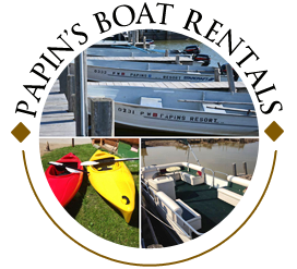Drummond Island Boat Rentals:  Fishing Boats, Pontoon Boats and Kayaks